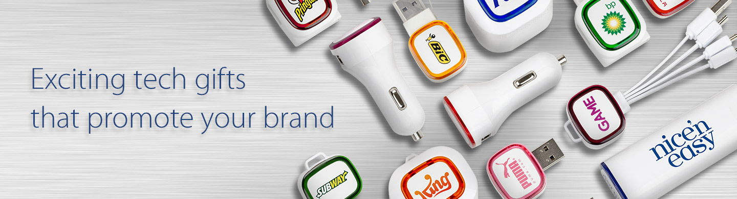 promotional tech gifts