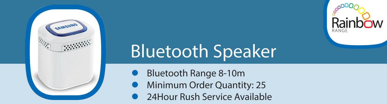 Rainbow Bluetooth Speaker