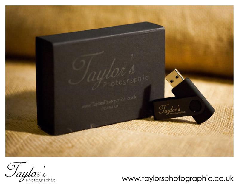 Taylors photographic USB bundle