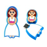 custom usb bride