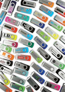 Twister USB Flash Drives