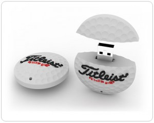 USB Golf Ball