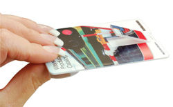 Credit Card Memory Stick