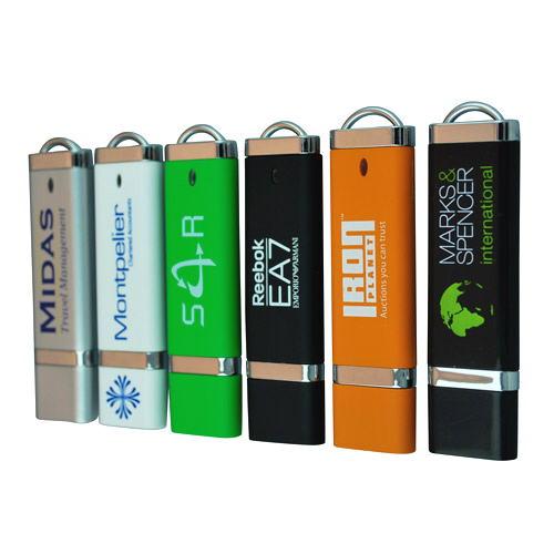 Branded USB Memory Sticks