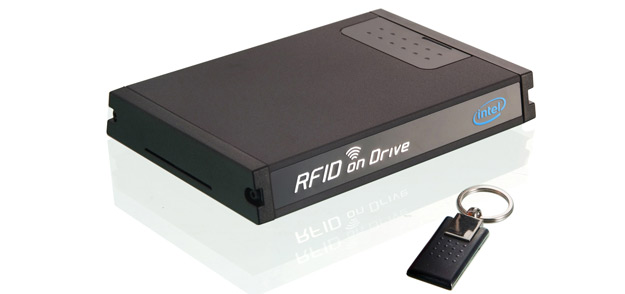 Intel USB Hard Drive