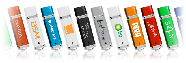 Branded USB Flash Drives