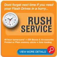 USB2U Rush Service