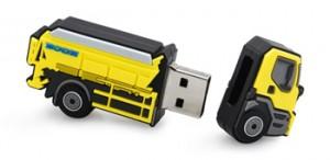 USB Gritter