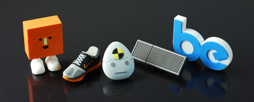 pvc custom usb sticks