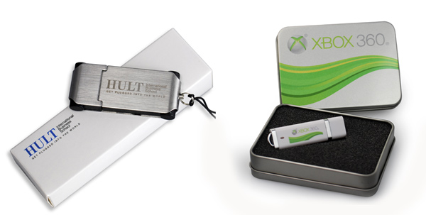 Memory Stick Gift Boxes