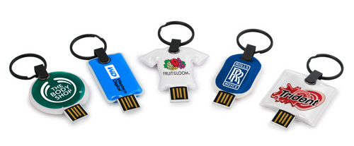 PVC USB Flash Drives