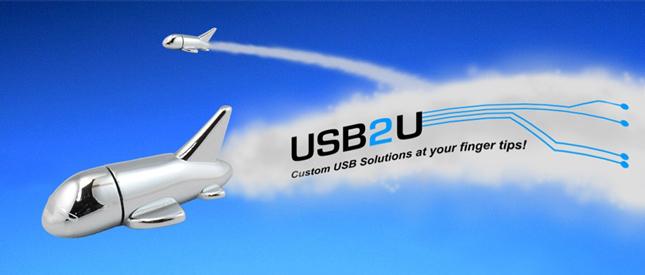 Custom USB Plane