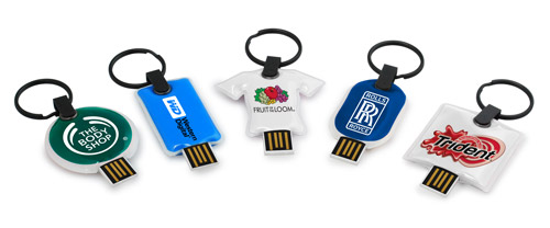 PVC USB FLash Drive Examples