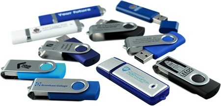 School and University Branded Flash Drives