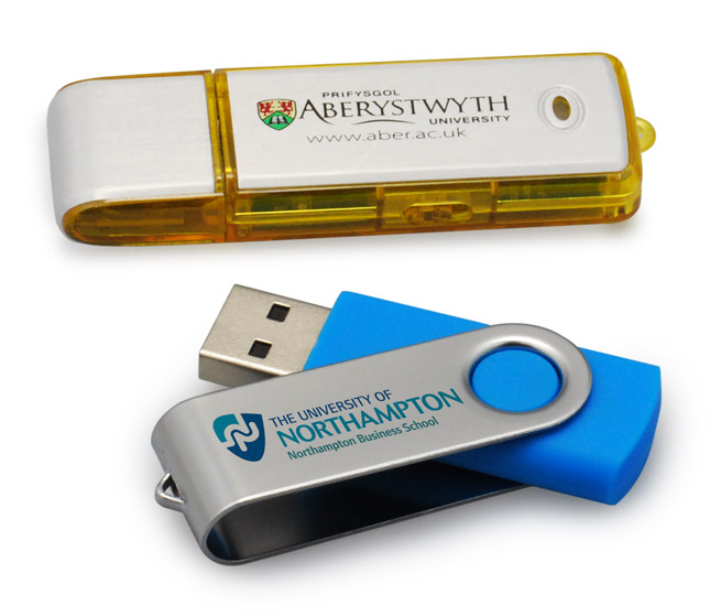 USB Sticks for University Open Days