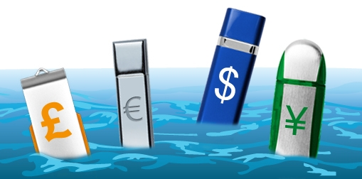 Choppy Waters for USB Flash Drive Pricing