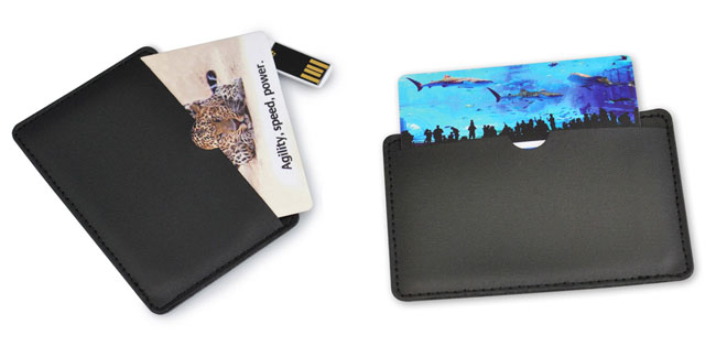 USB Credit Card Wallets