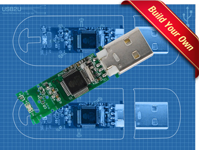 Build Your Own USB Flash Drives