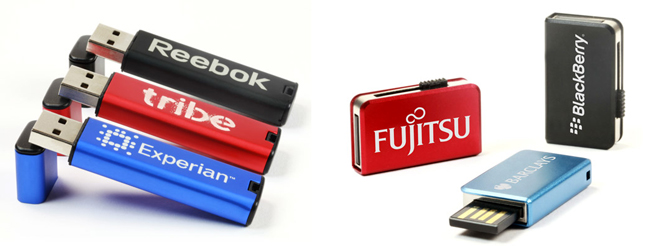 Metal USB Memory Sticks