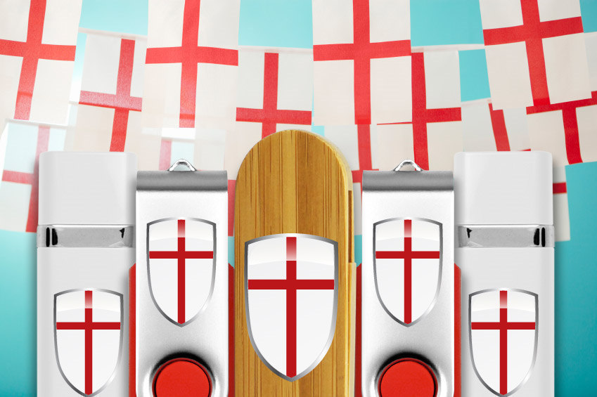 USB2U - St George's Day