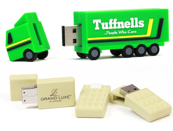 Custom-USB-PVC