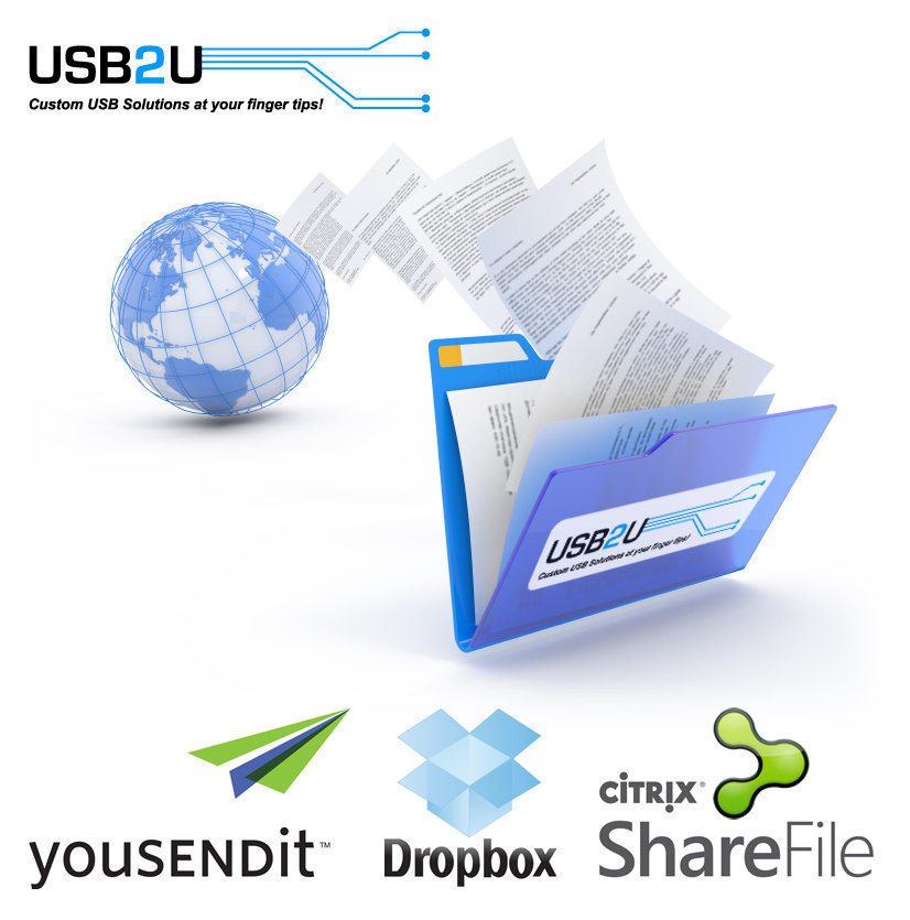 USB Data Transfer Options