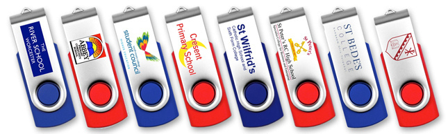 USB sticks for Schools