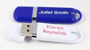 Personalised USB Sticks - from USB2U