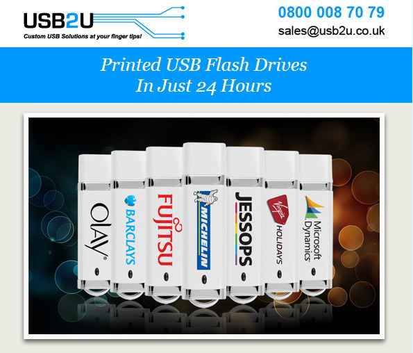 What Problems - Printed USB Sticks in 24hrs