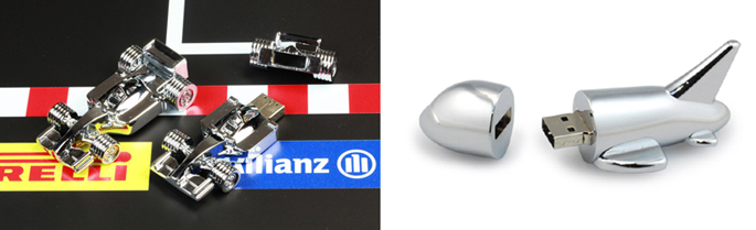 Metal Custom USB Flash Drives