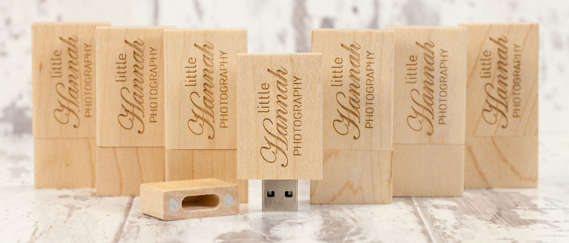 Engraved USB Flash Drives
