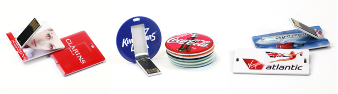 Promotional USB Flash Drives from USB2U