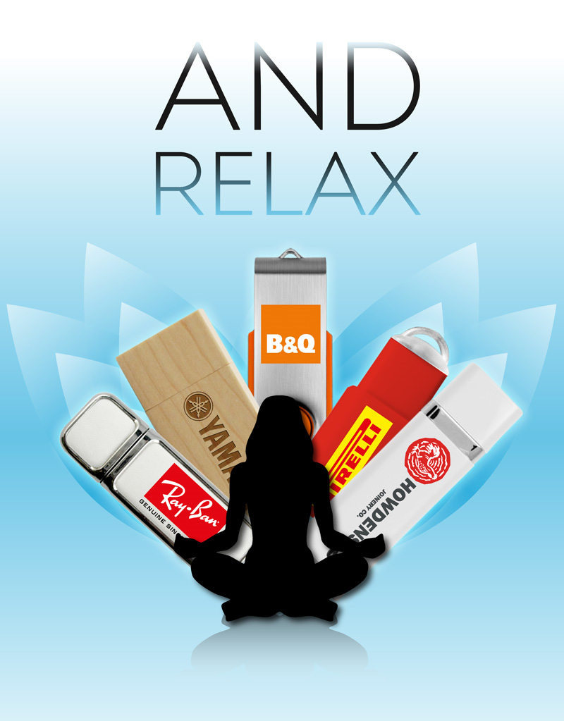 USB2U and relax