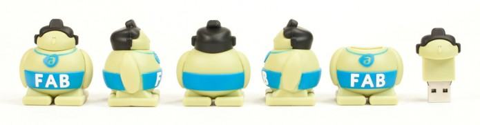 Custom USB Sticks - Sumo