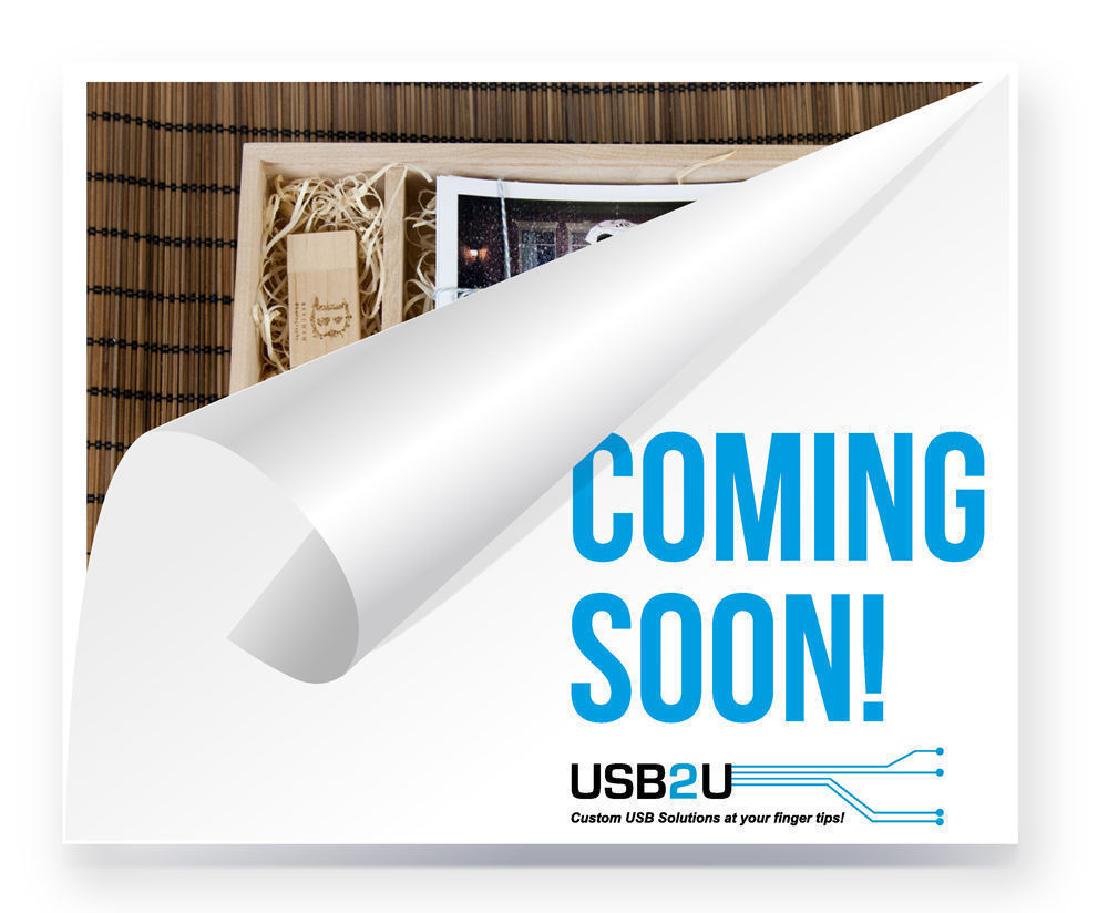 New Photographer USB Boxes Coming Soon from USB2UNew Photographer USB Boxes Coming Soon from USB2U