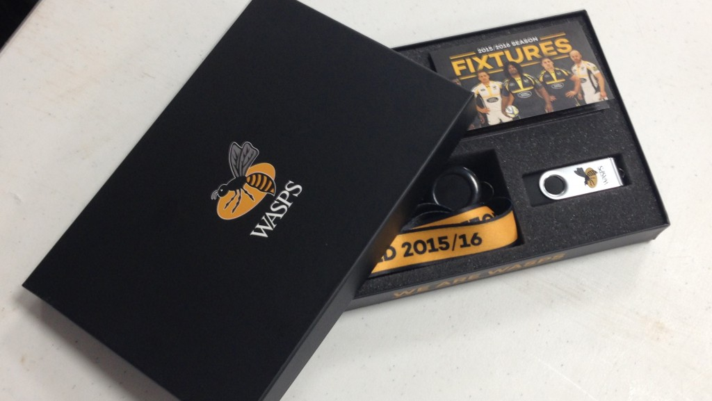Wasps RFC USB Sticks