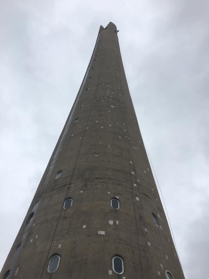 The Northampton Lift Tower