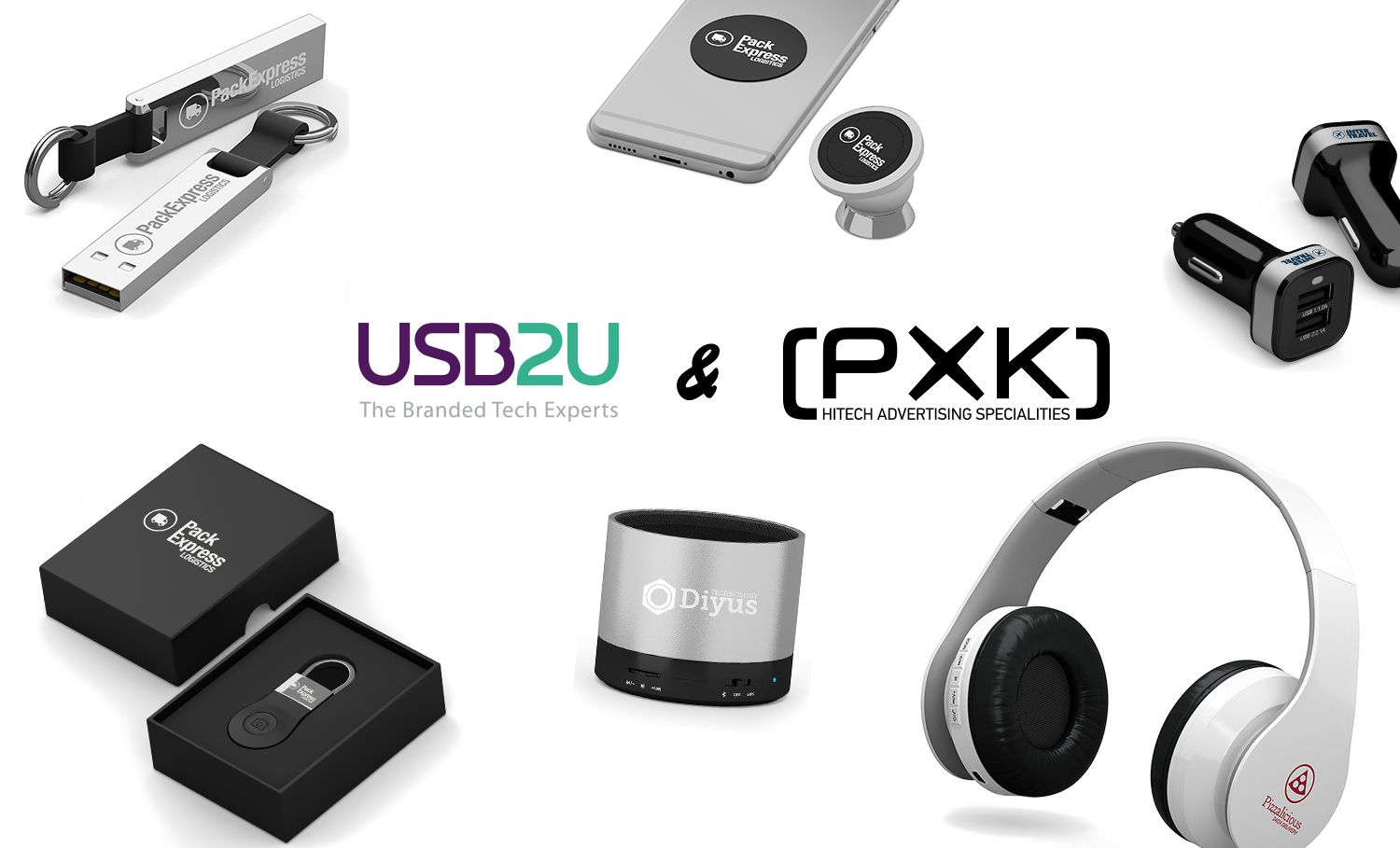 USB2U offering Pixika products in the UK