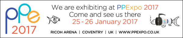 USB2U are exhibiting at the PPE show