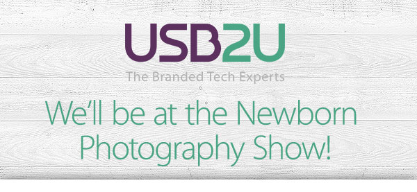 USB2U will be at the Newborn Photography Show