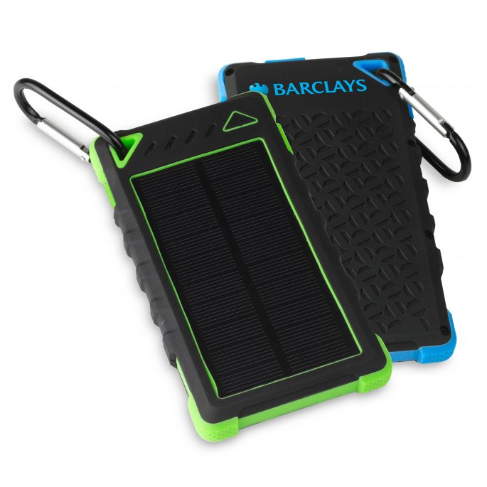 Solar Powered Power Banks