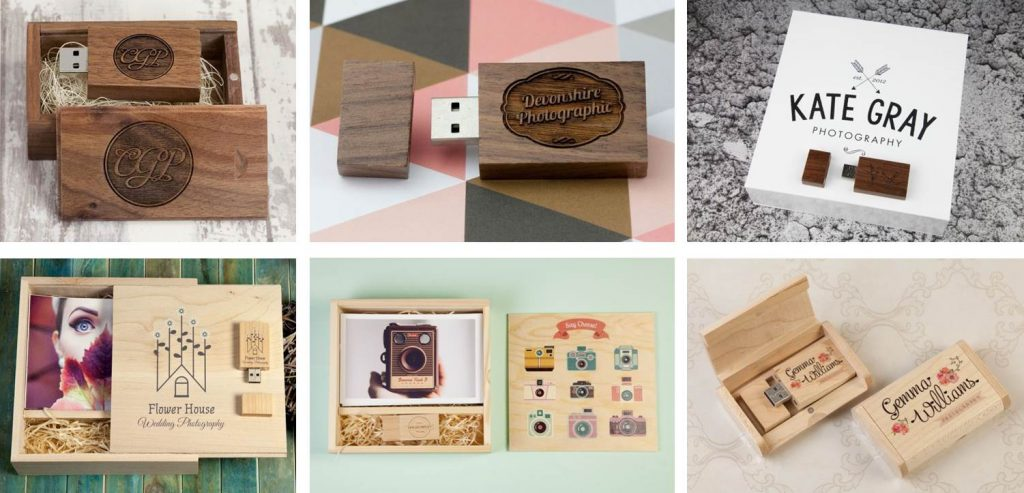 Woodland USB and Bundles