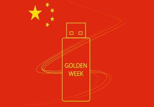 China's Golden Week - USB2U