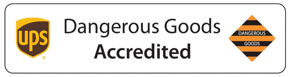 Dangerous Goods Accreditted