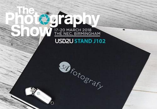 USB2U Photography Show 2018