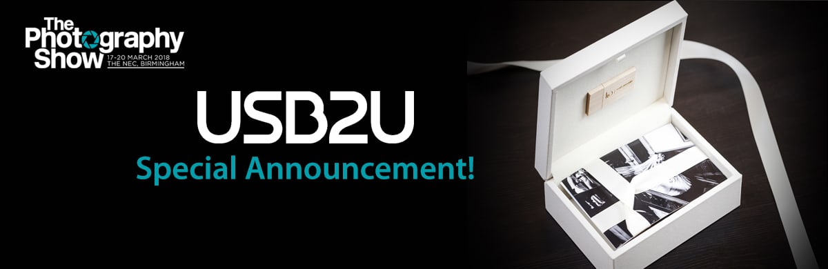 USB2U Photography Announcement