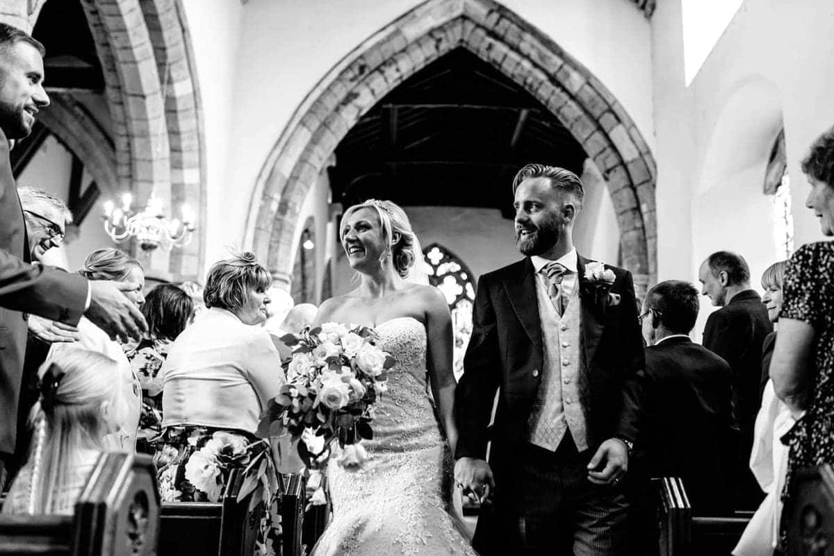 Natalie USB2U with husband on wedding day