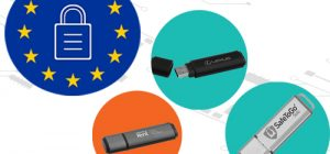 GDPR & Hardware Encrypted USBs