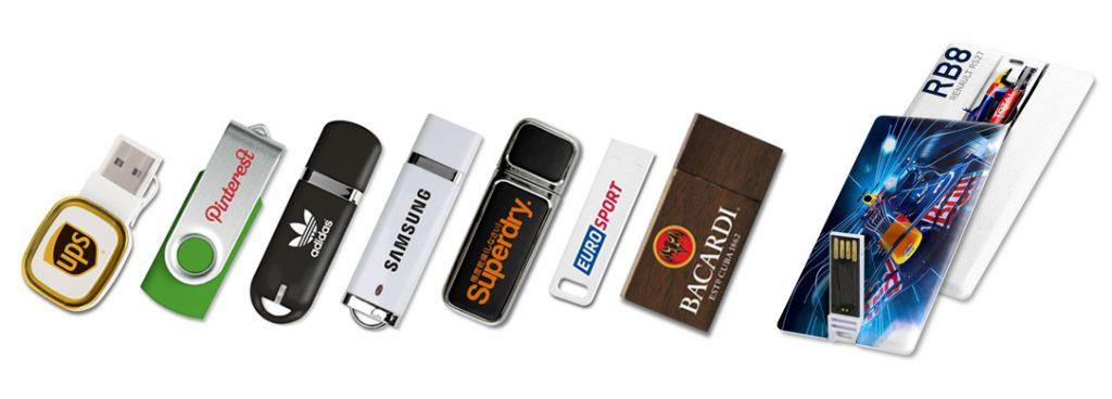 USB sticks from USB2U