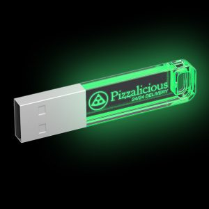 Iron Crystal Candy USB
